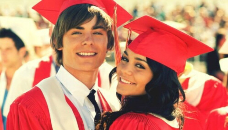 Gabriella and Troy - The following article is a list of characters appearing in the High School Musical movies series. There are currently characters appearing in High School Musical, High School Musical 2 and High School (10×10)
