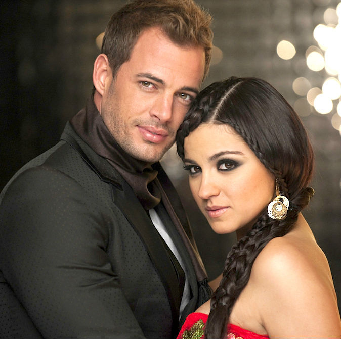 Triumph of love heroes - Maria Desamparada (Maite Perroni) is a very beautiful and young woman with a noble, delicate and charming personality. Maria, at the age of three, went to an orphanage run by nuns, where she lived and (9×9)