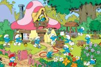 smurfs tale from childhood - smurfs tale from childhood