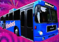 bus party fun - party event super ride