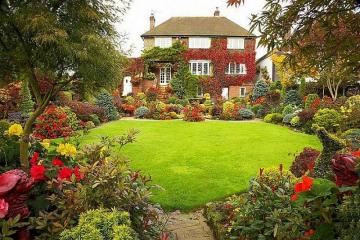 Penthouse in the English garde - Penthouse in the English garden
