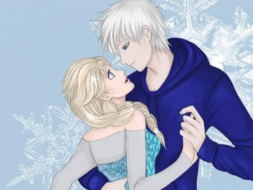 Elsa and Jack - Elsa and Jack - the perfect couple