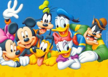 Mickey Mouse - Mickey Mouse, Donald Duck