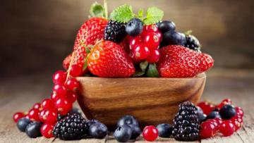 Just health - eat the fruit you will be healthy
