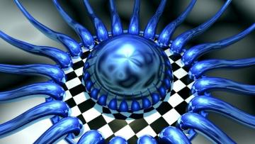 Jigsaw puzzle - puzzle of the blue ring
