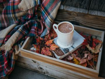 a moment of pleasure - coffee is good for everything