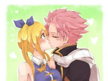 Fairy Tail - Lucy and Natsu, the best couple