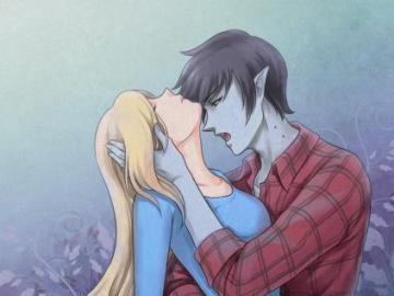 Adventure Time - Fionna and Marshall Lee are the Best Couple