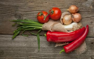Something to eat - healthy vegetables for consumption