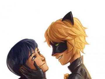 Marichat - Marinette and Chat Noir Love