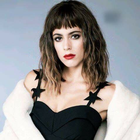 TINI STOESSEL - Martina Tini Stoessel is an Argentine actress, dancer, singer and model. She gained her popularity thanks to the Violetta series (6×8)