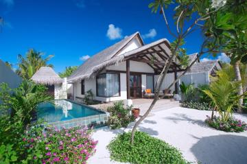 Maldives. - I could winter there ...
