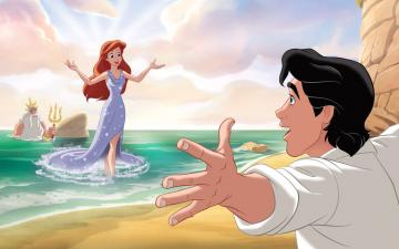 the ariel little mermaid - the little mermaid ariel and the prince eric