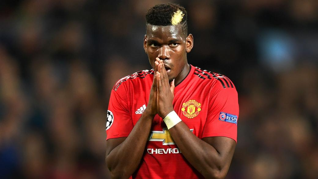 Paul Pogba - Paul Pogba from Manchester United (5×10)