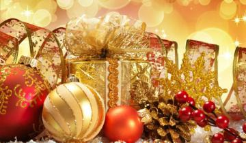 Christmas holidays - To Christmas they were closeness and peace, and New Year - Good Time.