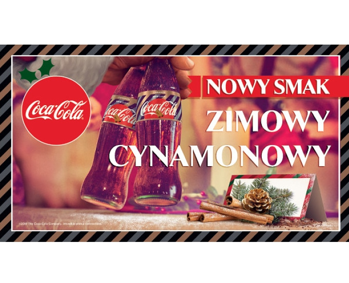 Cocacola - Epic puzzles with a new cocacola (2×3)
