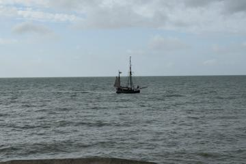 landscapes of Ostend - travels on M North. photo