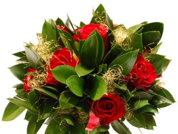 bouquet of flowers - flowers for birthdays or names