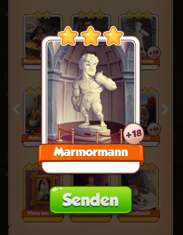 Win Marble Man - Whoever is the first to solve the puzzle gets the marble man. Don't forget the screenshot!