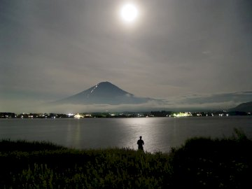 Mount Fuji - Mount Fuji is a 3,776m high volcano and is the highest mountain in Japan. It is considered one of th