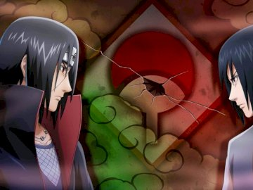 Itachi and Sasuke - The two Uchiha brothers are super sexy. But I prefer the elder.