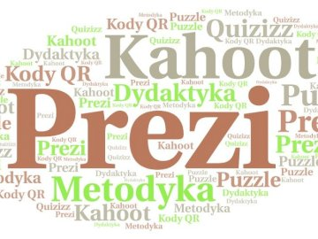 Puzzle cloud Rafal - Puzzle cloud methodology for teaching vocational subjects