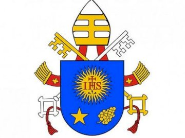 Papal coat of arms - Arrange the puzzles and then, based on them, do task 1 on page 75 of the student's notebook.