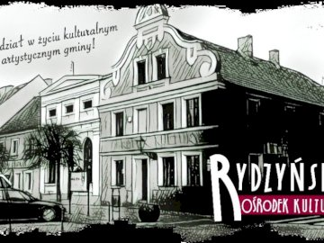 Rydzyński Culture Center - Do you have a moment today we have invented a puzzle for you with the image of the Rydzyński Cultur