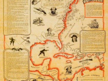 Treasure Map - Play and try to be as quick as possible .