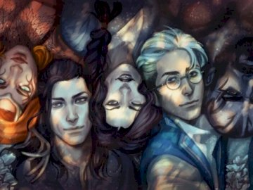 Vox Machina - All Vox Machina's characters from Critical Role