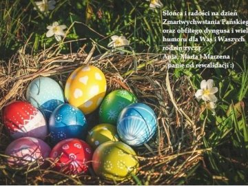 greeting card - greeting card for Easter